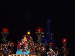 シンデレラ城 夜.JPG