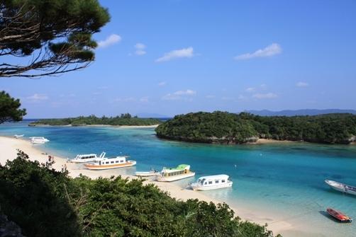 27日 川平湾.JPG